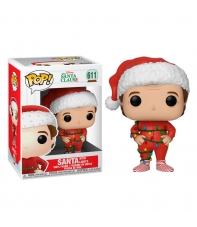 Pop! Santa with Lights 611 Disneys The Santa Clause