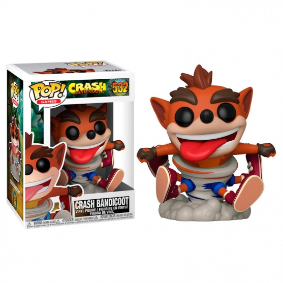 Pop! Games Crash Bandicoot 532 Crash Bandicoot