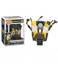 Pop! Games Claptrap (Distressed) 526 Borderlands 3