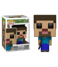 Pop! Games Steve 316 Minecraft