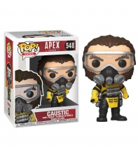 Pop! Games Caustic 548 Apex Legends