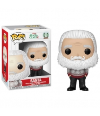 Pop! Santa 610 Disney The Santa Clause