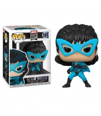 Pop! Black Widow 551 Marvel 80 Years