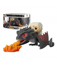 Pop! Rides Daenerys & Fiery Drogon 68 Game of Thrones