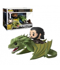 Pop! Rides Jon Snow & Rhaegal 67 Game of Thrones
