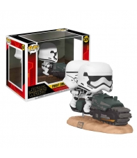 Pop! First Order Tread Speeder 320 Star Wars Movie Moments