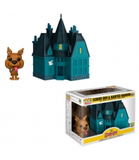Pop! Town Scooby-Doo & Haunted Mansion 01 Scooby-Doo 50 Years