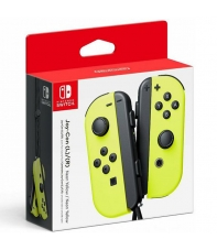 Joy-Con yellow