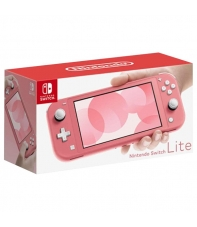 Consola Nintedo Switch Lite Coral