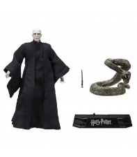 Articulated Figure with Accesories Harry Potter, Lord Voldemort 18 cm