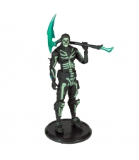 Articulated Figure with Accesories Fortnite Skull Trooper Green Glow 18 cm