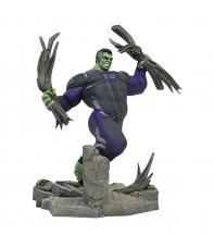 Figura Mavel Avengers Endgame Hulk, Gallery Diorama 35 cm