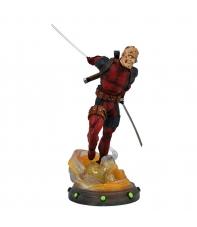 Figura Marvel Deadpool Unmasked Gallery 23 cm
