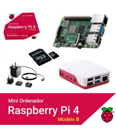 Pack de Inicio, Raspberry Pi 4 Modelo B