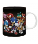 Taza Sonic Forces 320 ml