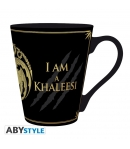 Taza Juego de Tronos I am not a Princess 340 ml