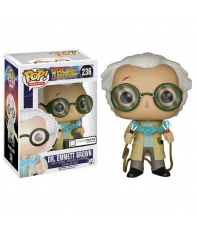Pop! Movies Dr. Emmett Brown 236 Back to the Future