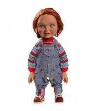 Figura Parlante Chucky Good Guys, Mezco 38 cm