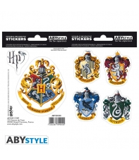 Movable Stickers Harry Potter Houses