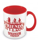 Taza Stranger Things Friends Don't Lie, 315 ml