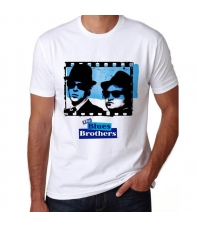 Camiseta The Blues Brothers