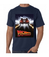 T-shirt Back to the Future Man