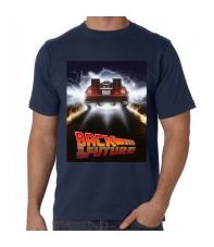 Camiseta Regreso al Futuro Hombre