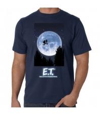 T-shirt E.T. Man