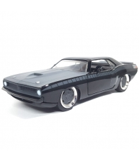 Replica Car Fast & Furious Letty's Plymouth Barracuda, 1:32
