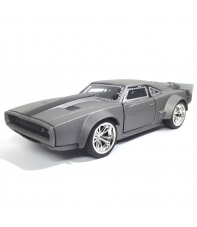 Réplica Coche Fast & Furious Dom's Ice Dodge Charger, 1:32