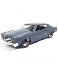 Replica Car Fast & Furious Dom's Chevy Chevelle SS, 1:32