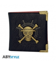 Cartera Premium One Piece Calavera