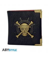 Wallet Premium One Piece Skull