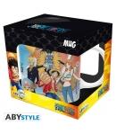 Taza One Piece Tripulación de Luffy 320 ml