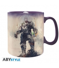 Taza Marvel Avengers Infinity War Thanos Poderoso 460 ml