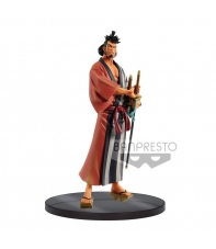 Figura One Piece Wanokuni The Grandline Men Vol 4, 17 cm