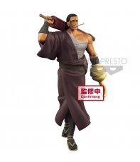 Figura One Piece Crocodile Treasure Cruise World Journey vol.3, 21 cm