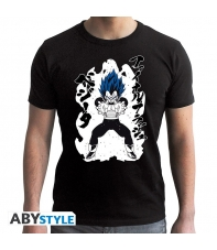 T-shirt Dragon Ball Super Vegeta Blue Hombre