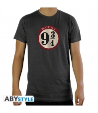 T-shirt Harry Potter Platform 9 3/4 Man