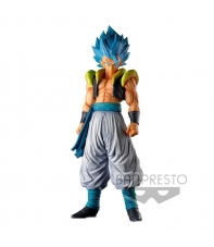 Figura Dragon Ball Super Broly, Gogeta SS Blue Super Master Stars Piece 20 cm