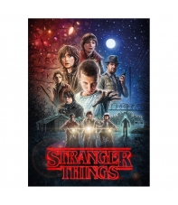 Puzzle Stranger Things Season 1, 1000 pieces