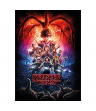 Puzzle Stranger Things Season 2, 1000 pieces