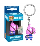 Keychain Pop! Loot Llama Fortnite