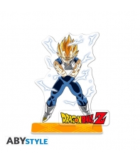 Figura Acrílica Dragon Ball Z Vegeta 10 cm