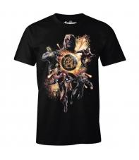 Camiseta Marvel Avengers Endgame Hombre