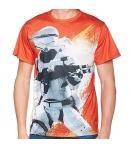 Camiseta Star Wars Flametrooper Hombre