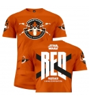 Camiseta Star Wars Resistance X-wing Squadron Hombre
