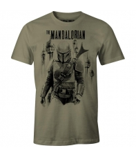 T-shirt Star Wars The Mandalorian Man