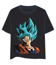 Camiseta Dragon Ball Super Son Goku Super Saiyan Blue Hombre