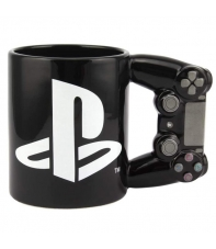 Taza Playstation 3d Mando 4ª Generación 460 ml